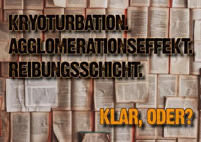 Geographie Kiel Postkarte